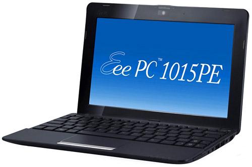 Подробности о нетбуке ASUS Eee PC 1015PE