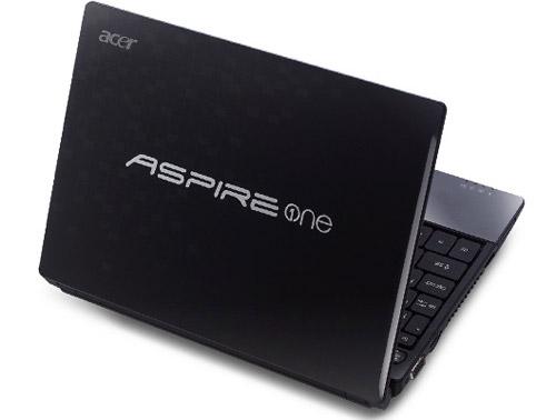 Нетбук Acer Aspire One 521 на платформе AMD