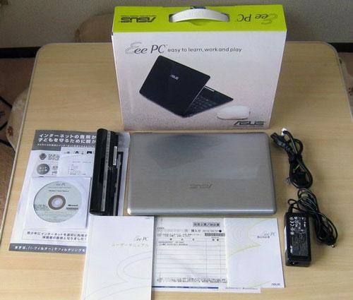 обзор нетбука ASUS Eee PC 1201T