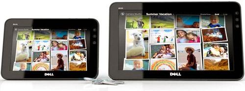 Семейство планшетов Dell