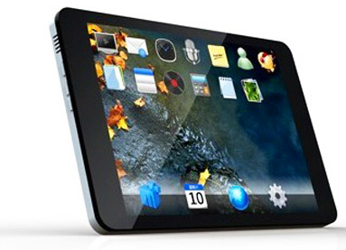 Meizu mBook – планшет похожий на iPad