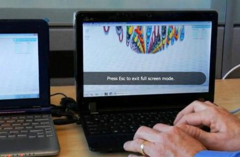 Internet Explorer 9 на нетбуке с NVIDIA ION