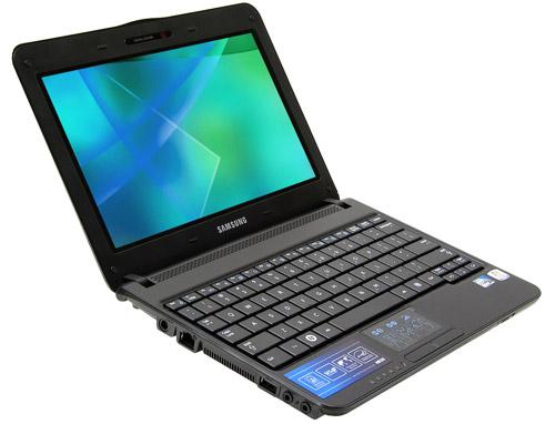 Samsung NB30 с сенсорным экраном