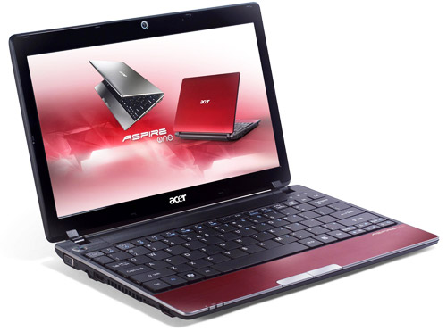 Acer Aspire One 721 и 521 – анонс новых тонких ноутбуков
