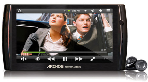 планшет Archos 7 Home Tablet