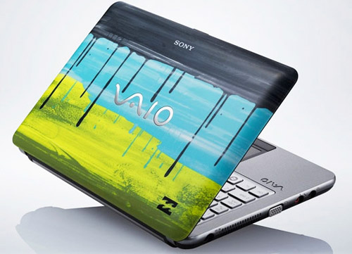 Sony Vaio W Billabong Edition