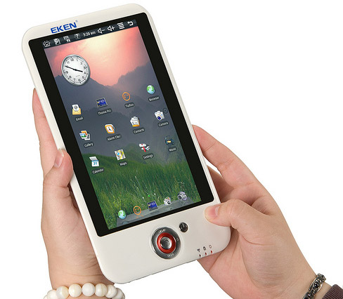 Дешевые планшеты на платформе VIA