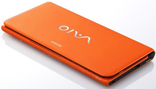 Обновленный ноутбук Sony VAIO P