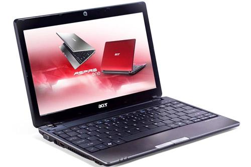 Тонкий ноутбук Acer Aspire 1551