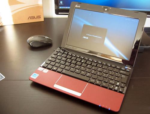 Распаковка Asus Eee PC 1015PE – видео