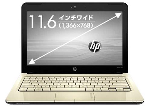 тонкий ноутбук HP Pavilion DM1z