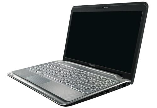 Тонкие ноутбуки Toshiba Satellite T210 и T230