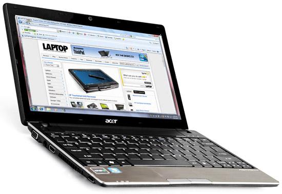 Обзор Acer Aspire One 721