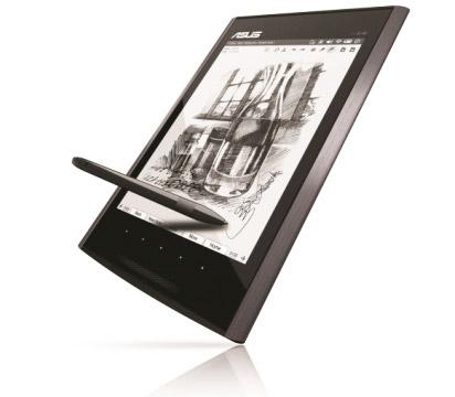 Asus Eee Tablet – осенью и по высокой цене?