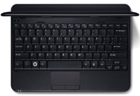 Dell Inspiron Mini 1018 – бюджетный нетбук для Европы