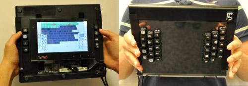 Прототип планшета с физической клавиатурой от Microsoft Research