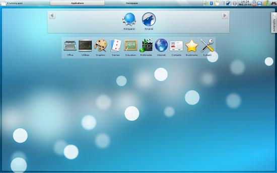 ОС Kubuntu Netbook 10.04.1 доступна для загрузки