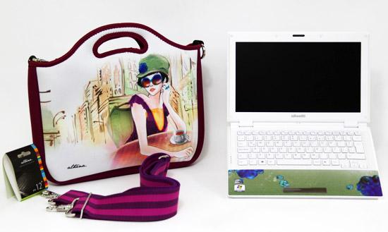 Olivetti Athena Style PC – нетбук для модниц
