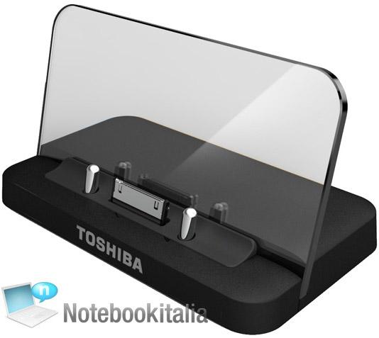 док-станция для Toshiba Folio 100