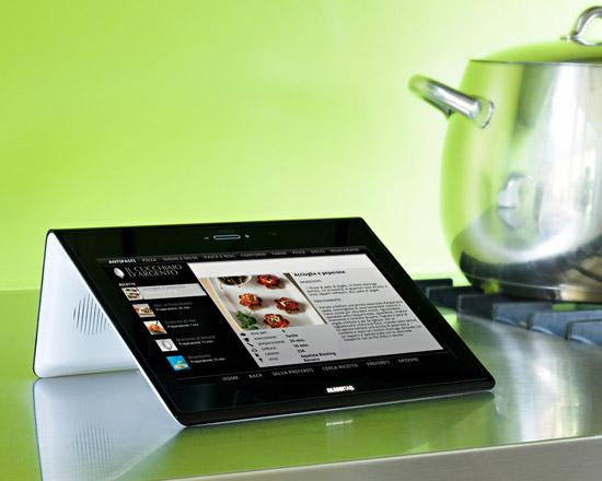 alessitab планшетный компьютер для кухни