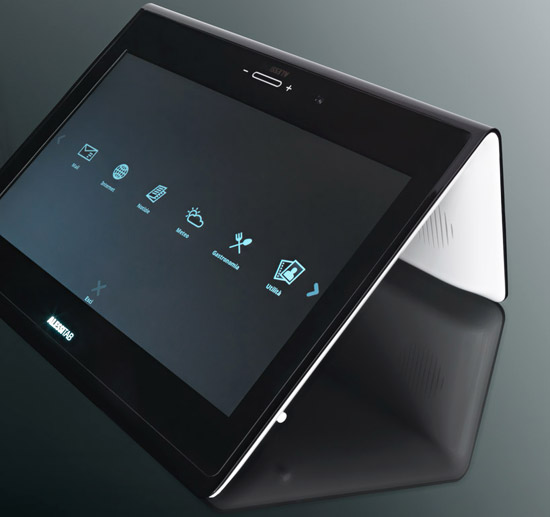 AlessiTAB – кухонный планшетный компьютер