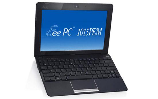 Нетбук ASUS Eee PC 1015PEM – цена 380 долларов