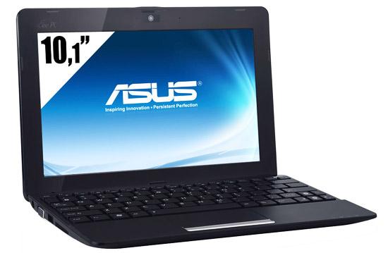 Нетбук Asus Eee PC 1015PN – начало продаж в следующем месяце
