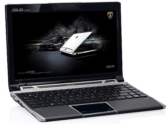 Asus Lamborghini VX6 – мини обзор