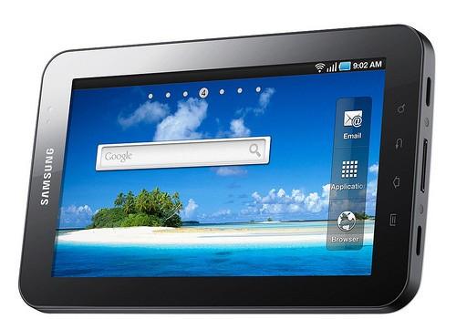 Планшетный компьютер Samsung Galaxy Tab