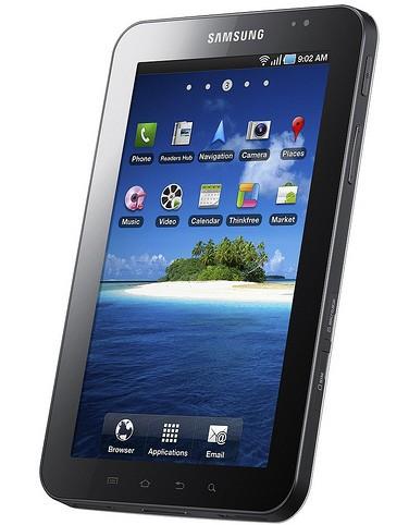 планшетный пк Samsung Galaxy Tab