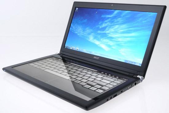 сенсорный ноутбук acer iconia с двумя экранами