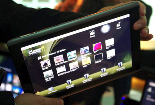 планшет acer android