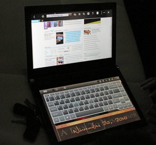 Acer Iconia первые впечатления