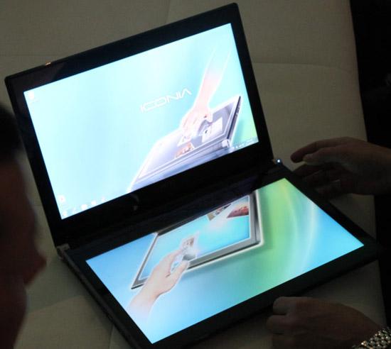 Acer Iconia обзор