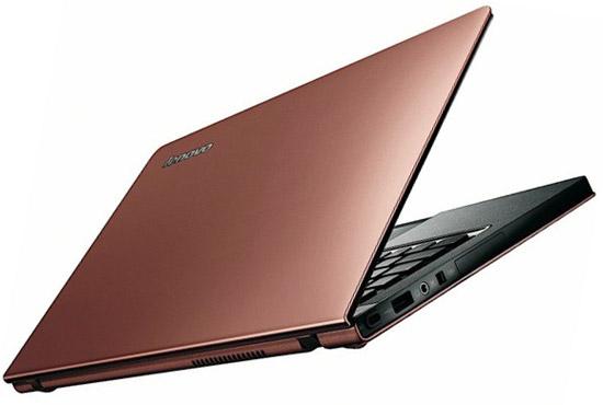 Тонкий ноутбук Lenovo Ideapad U260