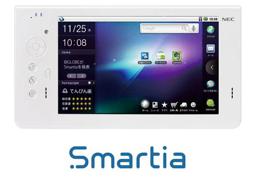NEC Smartia