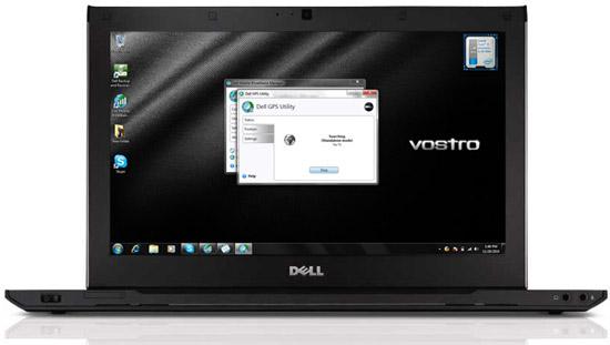 Обзор ноутбука Dell Vostro V130