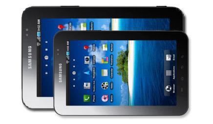Samsung Galaxy Tab 2 – в первой половине 2011 года