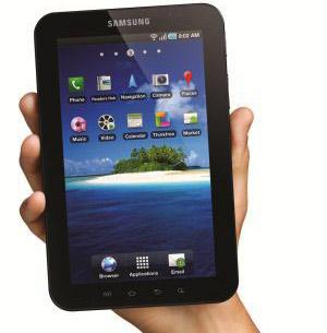 Samsung Galaxy Tab – хорошие продажи