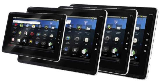 Планшеты Toshiba – 4 новых модели в первом квартале 2011