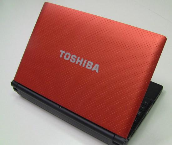 toshiba nb550 нетбук