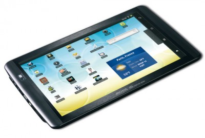 Обзор Archos 101 Internet Tablet 16gb
