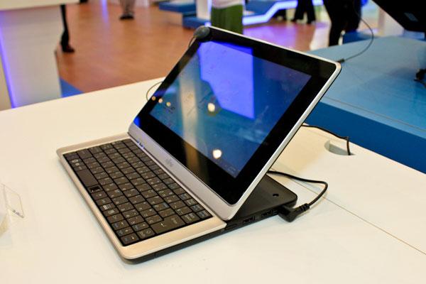 Краткая отсрочка выхода LifeBook TH40D от Fujitsu