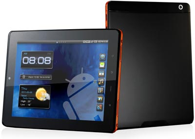 Компания FIC (First International Computer) представила свой первый планшетный ПК Elija