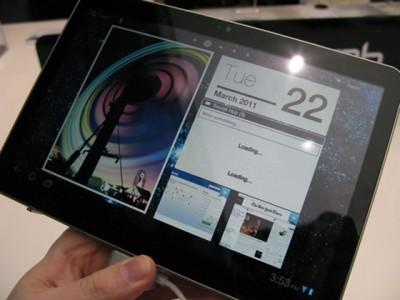 компьютер Samsung Galaxy Tab 8.9