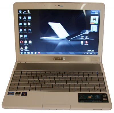 Asus N45SF. Обзор оригинального ноутбука
