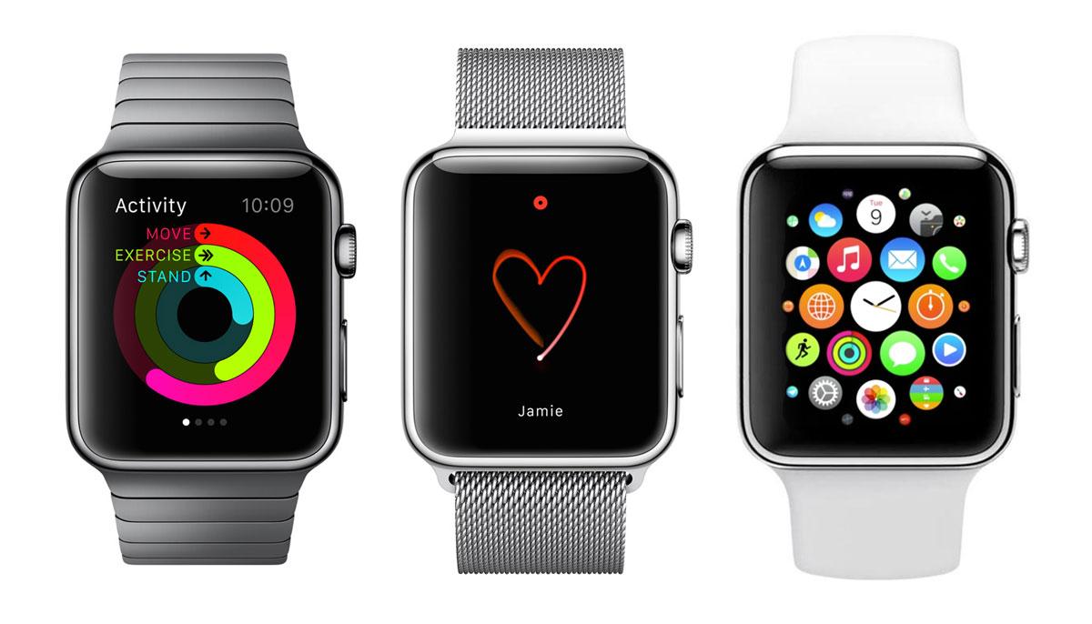 Apple Watch уже поступили в продажу