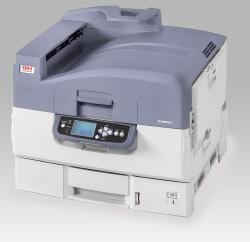 Принтеры для полиграфии OKI C9600 и OKI C9655