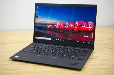 Обзор Lenovo ThinkPad X1 Carbon G6 2018
